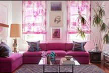 A place to live / #livingrooms worth copying.
