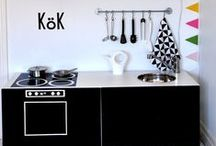 Kiddo... Kitchenette / by Celina Bailey | Petit a Petit