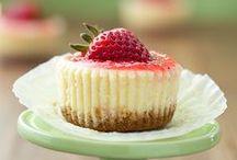 Cookies, Cakes & Desserts / by Linda Strider