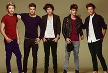 One Direction♥ / When I see Liam, my breath nearly stops, when I see Harry, my heart skips a beat, when I see Zayn, I can't think, when I see Louis, I won't be able to see straight when I see Niall, I shake. Now that's what I call Direction Infection :) / by Taylor Brisbane