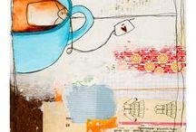 Art Inspiration: Coffee & Tea