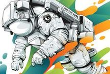 Graphic Design / by Revolutionmark