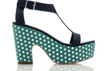 For my feet:) / by Nancy Hesse