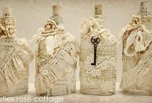 Altered bottles and cans / by Suzanne Davis
