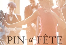 """BHLDN - Joyeuses Fêtes / What would your dream holiday bash look like? Pin at least 10 images from BHLDN's """"Pin-a-Fete"""" board to any of your boards, to win a $1,000 BHLDN gift card. No purchase necessary. Ends November 1, 2012. USA only."""