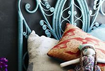 See me nest, make a home & lounge / If I were to buy a house, I would fill it with trinkets, craft, beauty and colour! / by Laura Martha
