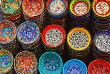 Turkish Delights / This is inspiration for my trip to Istanbul, Turkey this summer!
