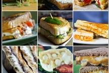 Sandwiches / vegan sandwiches / by luluskyskrprr