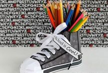 Back To School / Fun Creative projects you can make