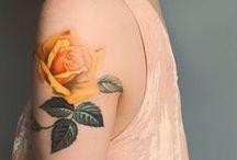 New Tattoos / Tattoo inspiration