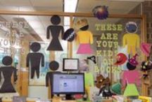 Youth Services Displays / Current and past displays in our department.