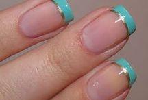 Nails... / by Krystal Bryan