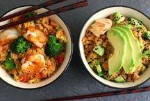 Asian Fusion / Asian Inspired Recipes.