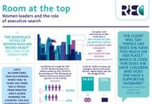Women on boards / Room at the top: women leaders and the role of executive search.