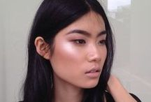 Fresh Face / #nudelips #contouring #nomakeupmakeup #foundation #concealer #highlighter