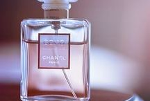 Parfumerie / How I want to smell (or maybe I just like the bottle)...
