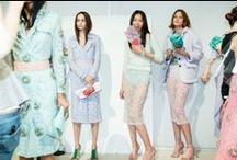 Pastels / #spring #ss2014 #color #pastels
