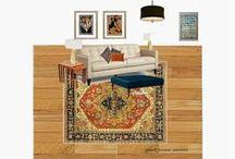 Hynson Knolls project / Powell family room