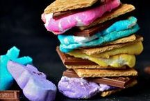 Easter Ideas with S'mores / This Easter, find yummy recipes and DIY projects using our favorite food group: S'mores!