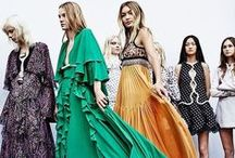 Spring 2016 / My #spring2016 favorites from the runway and street style.