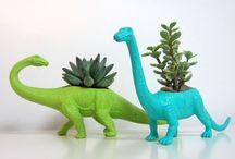 Dingen met Dino's