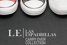 Кеды Las Espadrillas CARRY OVER COLLECTION / Интернет магазин Las Espadrillas. Лучший выбор кед для молодежи. Новая коллекция весна - лето 2016 года.