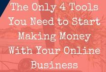 Grow Your Blog / Tips & inspiration for creating, growing, & monetizing a successful blog for business.
