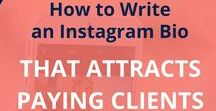 Instagram for Business / How to grow a following & make $$ using Instagram for business.