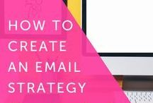 Email Marketing / They say the money's in the list. Strategies and tips for building and nurturing a lucrative email list for your business.