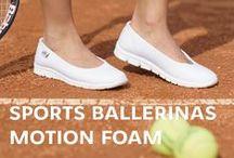 Балетки Las Espadrillas Motion Foam & FLIGHT Collections 2016. / Дизайнеры и технологи Las Espadrillas объединили все возможные ресурсы и создали две линии коллекций  Motion Foam и FLIGHT Collections балеток.