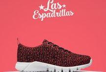 Кроссовки Las Espadrillas Colored Knit. / Украинский бренд молодежной обуви Las Espadrillas представил кроссовки Colored Knit.».