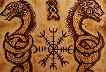 Mysteria & Arcana / Mythology. Folklore. Lost worlds. Forgotten knowledge. / by Jason Lindhardt