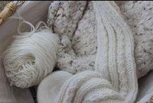 Knitting  / by Jill