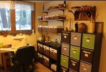 Sewing Room / by Jill