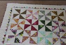 Quilting / by Jill