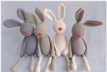 Crocheted Crafts / by Jessica Wilson