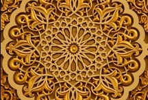 islamic art- architecture / Geleneksel Türk-İslam Sanatlarından Seçme Eserler / Traditional Turkish-Islamic Artworks