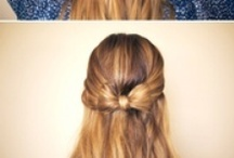 Long Hair, Don't care / by Rebecka Durflinger