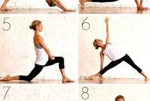 Yoga & exercise I love / Not just crap I've pinned