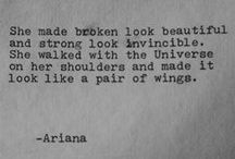 Life Words.