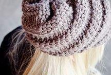 Knitting-Hats / by Jill