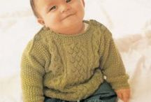Knits- Kids and Babies / by Jill