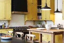 Kitchen / by Jessica Wilson