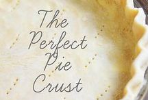 Pies + Cheesecakes / If you have a hankering for pie recipes and cheesecake recipes, you've come to the right place. So many pie crusts, pie fillings, hand pies, mini cheesecakes, tarts, galettes, so little time. It's all things pies and cheesecakes around here!
