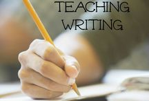 Writing:  For the classroom / Writing ideas for the elementary school classroom.