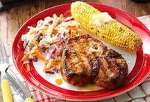 All Around The Grill / All things grilled, grilling guides, grilling side dishes. / by Brenda Wiggins
