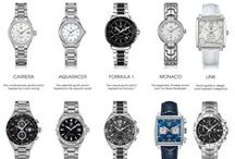 Tag Heuer Watches / TAG Heuer Watches for men and for women.