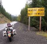 Cruiser & Touring / Road trips, camping, adventure touring, street riding & more.