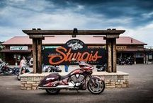 Sturgis Motorcycle Rally / Legendary, the Sturgis Motorcycle Rally is every biker's dream.