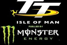 Isle of Man TT / It's considered to be the most dangerous motorcycle road race in the world. Of course we made a board for it.
